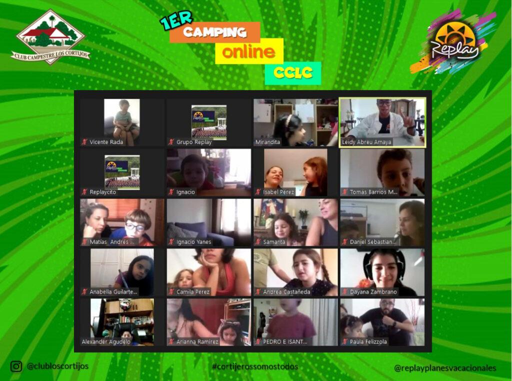 1er Camping Online Club Campestre Los Cortijos